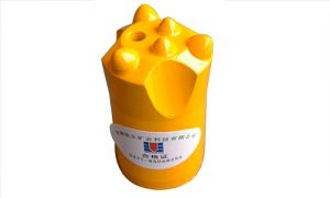 Mining drill bits 43mm/ r32 button bits for ore mining
