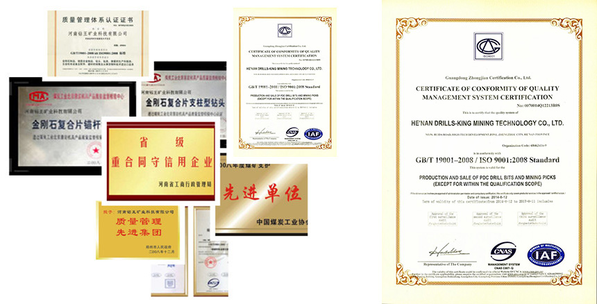 Henan Drills-King Mining Technology Co., Ltd.